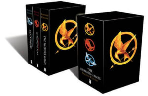 The hunger games trilogy box set classic