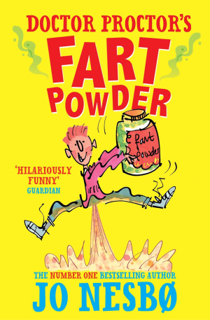 Doctor Proctor\'s fart powder