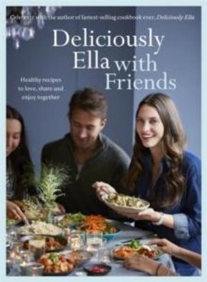 Deliciously Ella with friends