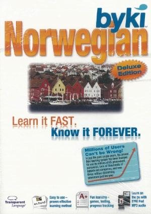 Norwegian Byki Deluxe 4