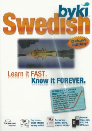 Swedish Byki Deluxe 4
