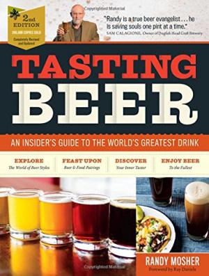 Tasting beer
