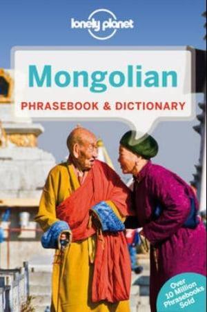 Mongolian phrasebook