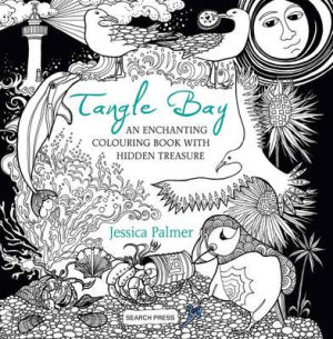 Tangle bay. An enchanting colouring book with hidden treasure