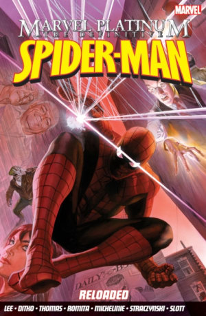 The definitive Spider-man reloaded