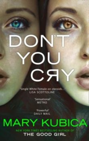 Don\'t you cry