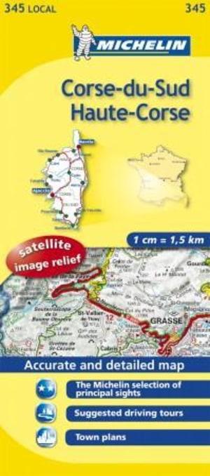 Corsica = Corse-du-Sud, Haute-Corse