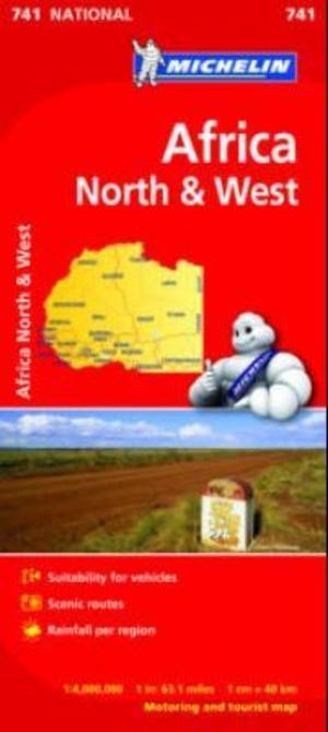 Afrika, north & west