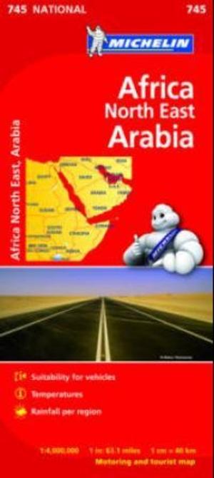 Africa north east, Arabia