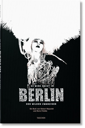 Night falls on Berlin in the roaring twenties XL