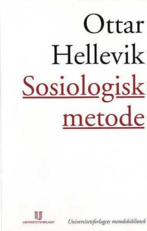 Sosiologisk metode