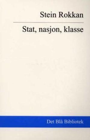 Stat, nasjon, klasse