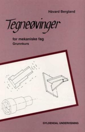 Tegneøvinger for mekaniske fag
