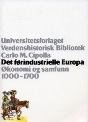 Det førindustrielle Europa