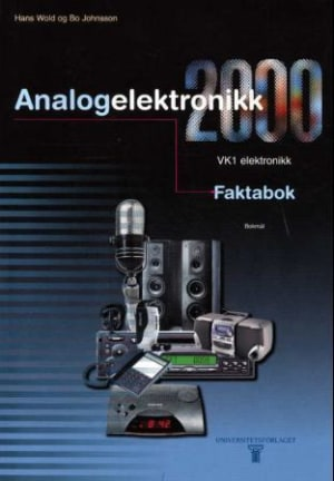 Analogelektronikk 2000