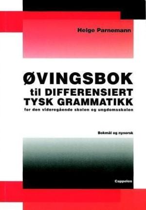 Differensiert tysk grammatikk