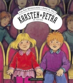Karsten og Petra på teater