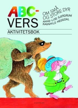 ABC-vers om små og store dyr