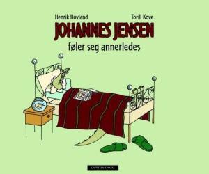 Johannes Jensen føler seg annerledes