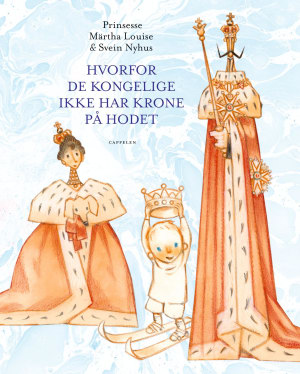 Hvorfor de kongelige ikke har krone på hodet