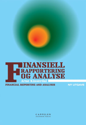 Finansiell rapportering og analyse = Financial reporting and analysis