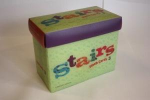 Stairs 3. Flash cards. Tilpasset utgave 2 (2014)