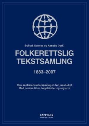 Folkerettslig tekstsamling