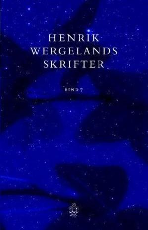 Henrik Wergelands skrifter. Bd. 7