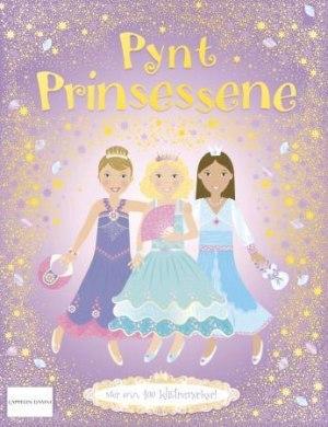 Pynt prinsessene. Klistremerkebok