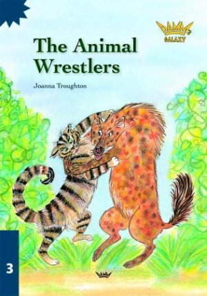 The animal wrestlers