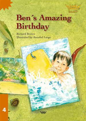 Ben's amazing birthday