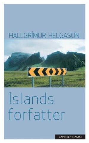 Islands forfatter