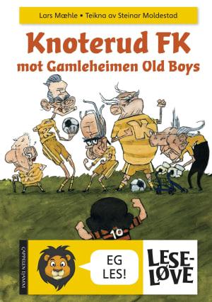 Knoterud FK mot Gamleheimen Old Boys