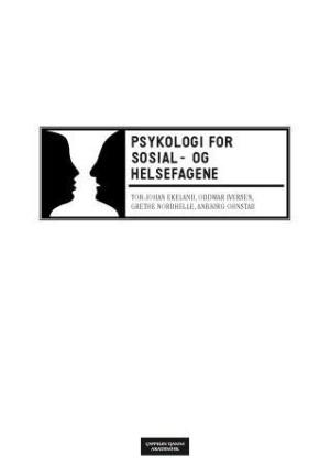 Psykologi for sosial- og helsefagene