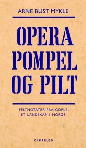 Opera Pompel og Pilt
