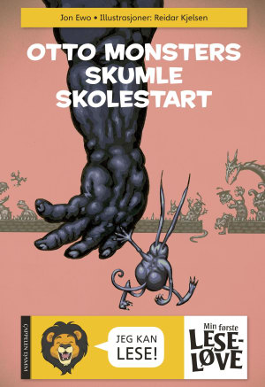 Otto monsters skumle skolestart