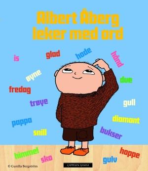 Albert Åberg leker med ord