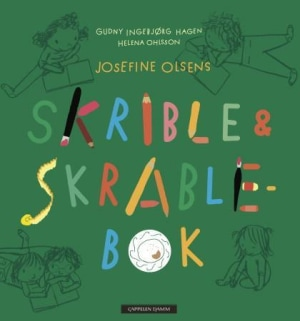 Josefine Olsens skrible & skrablebok