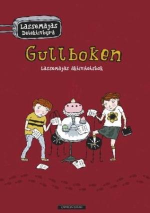 Gullboken. LasseMajas aktivitetsbok