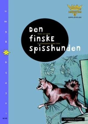 Den finske spisshunden