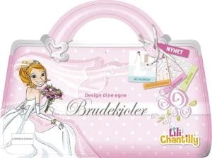 Design dine egne brudekjoler. Lili Chantilly. Veskebok