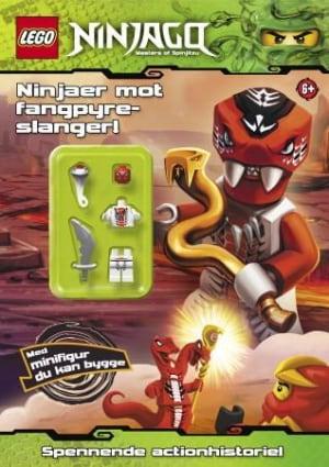 Lego Ninjago. Ninjaer mot fangpyre-slanger!