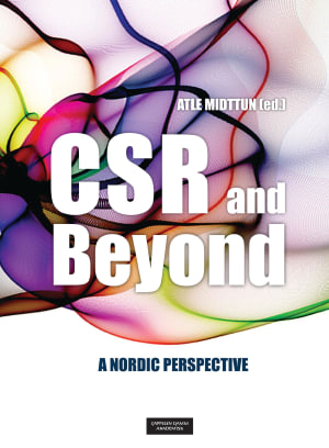 CSR and beyond