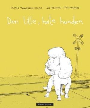 Den lille, hvite hunden