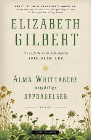 Alma Whittakers betydelige oppdagelser