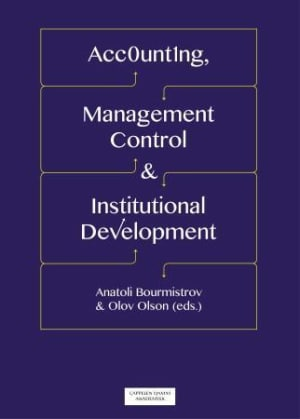 Accounting, management control and institutional development