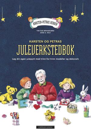 Karsten og Petras juleverkstedbok