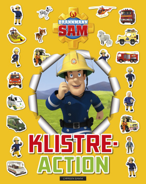 Brannmann Sam klistre-action