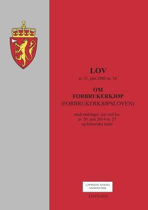 Lov om forbrukerkjøp (forbrukerkjøpsloven) av 21. juni 2002 nr. 34