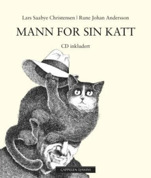 Mann for sin katt